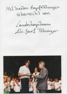 Auszeichnung für das OÖ Kindergarten CD Projekt des Landes OÖ