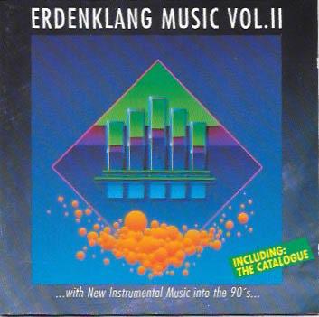 Erdenklang Musik VOL. 2Vorderseite