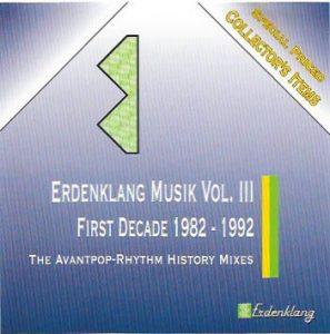 Erdenklang Musik Vol.3 Vord.