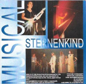 Musikal Sternenkind Schulprojekt iinnenseite