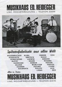 Musikhaus Heidegger